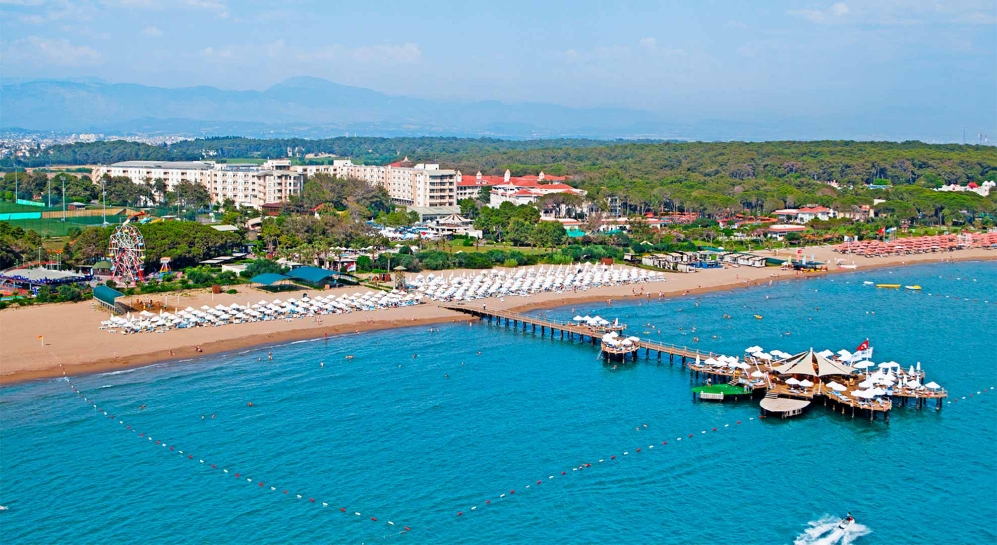 Sueno Beach Side Otur Butur'da